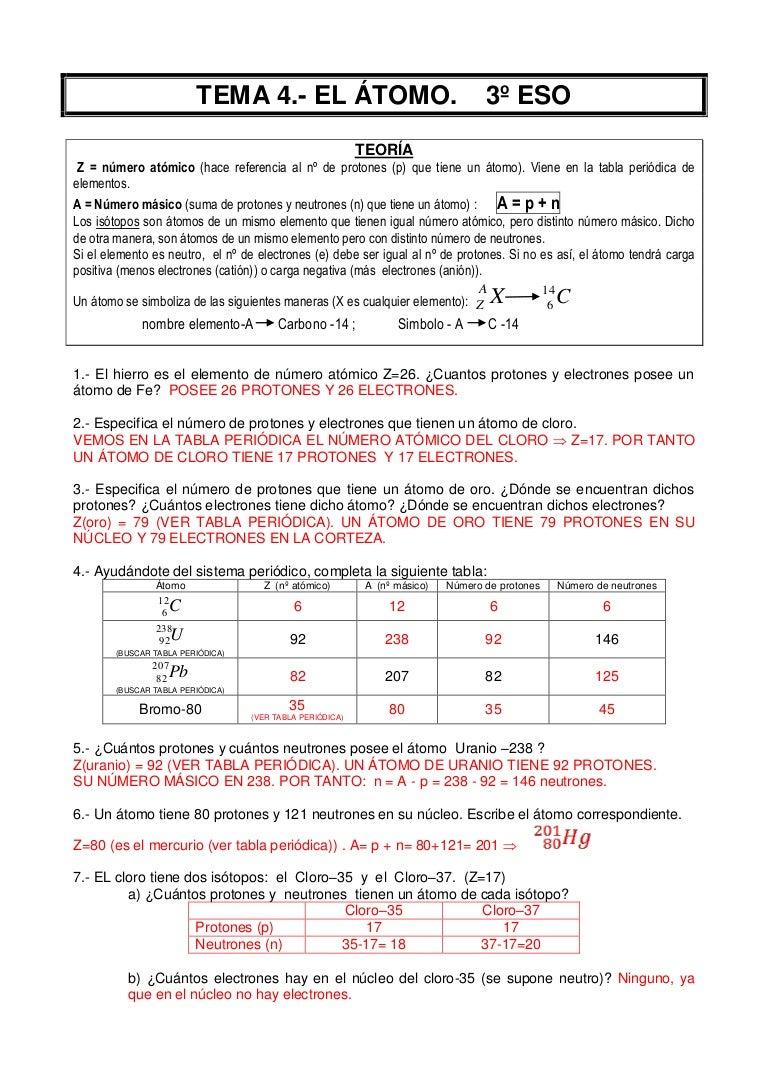 Atomoejercicios resueltos3 eso urtaz Image collections