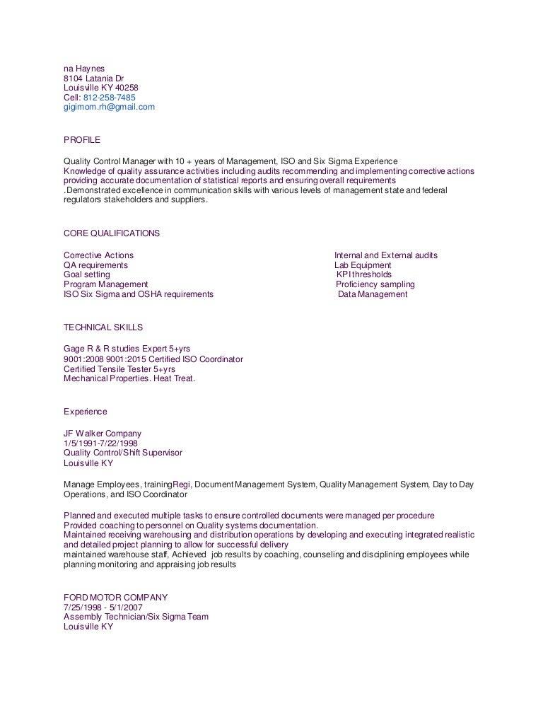iso 9001 internal auditor training calgary