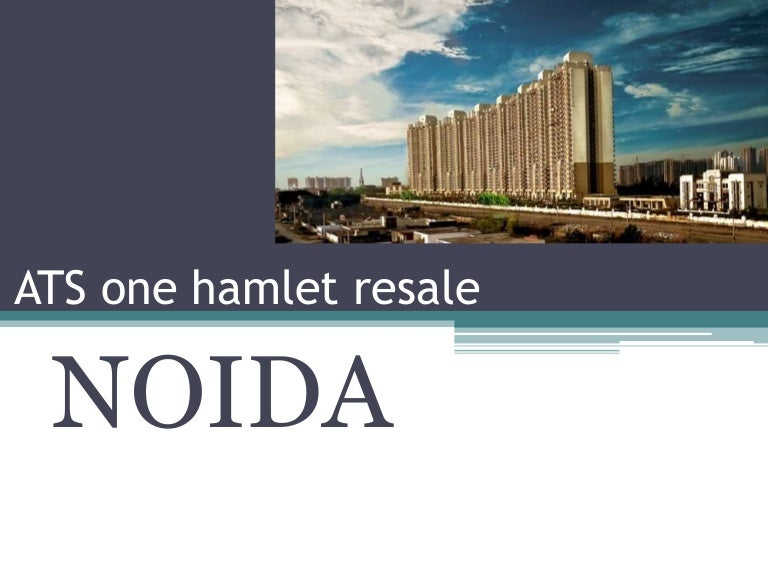 Ats One Hamlet Resale Price Latest News And Floor Plan