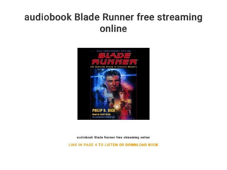 Blade Runner Streaming