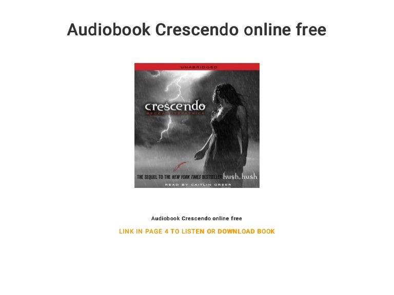 Audiobook Crescendo Online Free