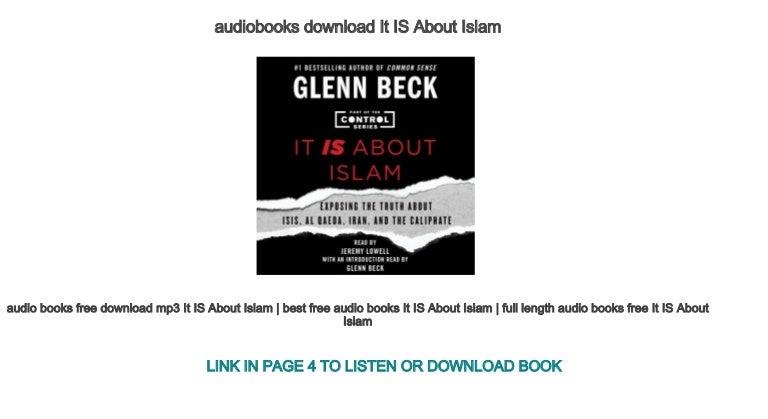 islamic audio books free download mp3