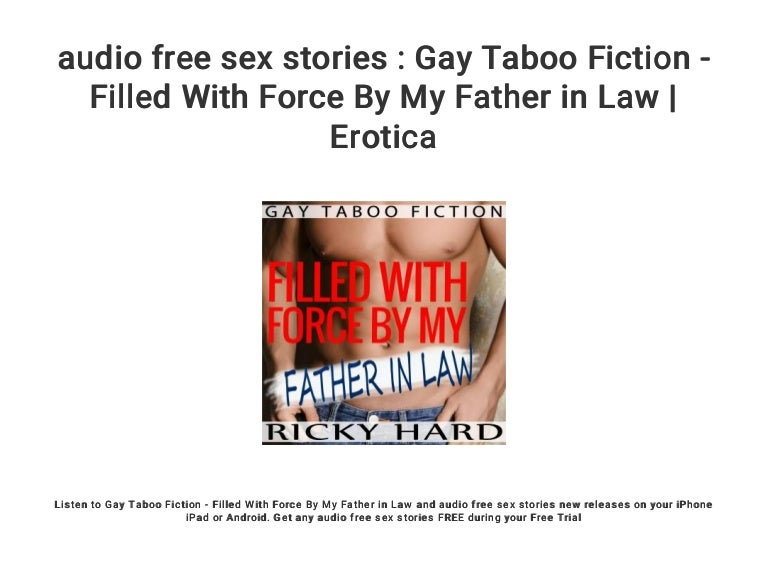 Free taboo gay sex
