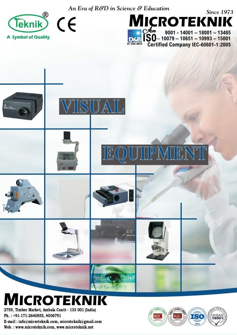 Audio visual equipment manufacturer from india biocorpaavc