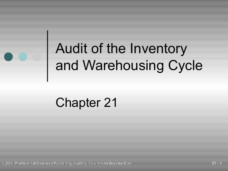inventory and warehousing and cash cycle tests of controls Storage & inventory control storage and inventory control include the activities related to holding material and the proc-  cycle count cycle counting is an inventory accuracy audit technique, in which inventory is counted on a  ventory slow-moving, obsolete and excess inventory that fills warehouse space is costing the company money.