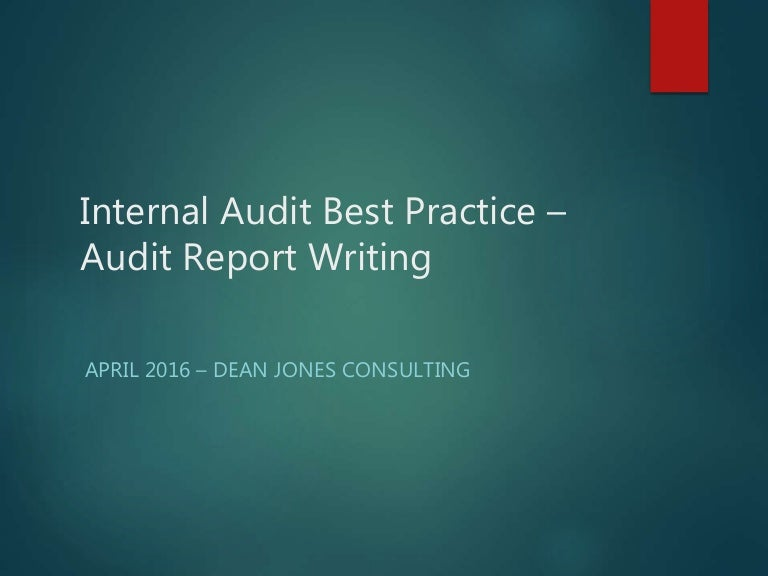 internal audit as an effective internal Internal audits are performed at specific times to assess: 1) if the company has a good understanding of the risks that it faces, and 2) if the controls put in place to mitigate risks are effective there is one very important distinction to be made: it is not the job of internal auditors to identify risks, nor to.