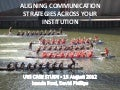 aligning communication strategies across your institution