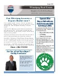 Real Estate Newsletter for August 2015