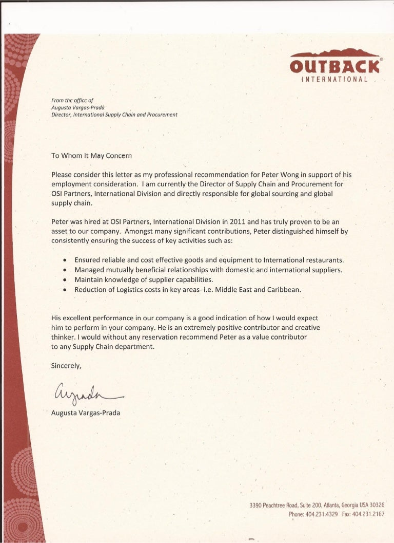 Recommendation letter mitanshu Gallery