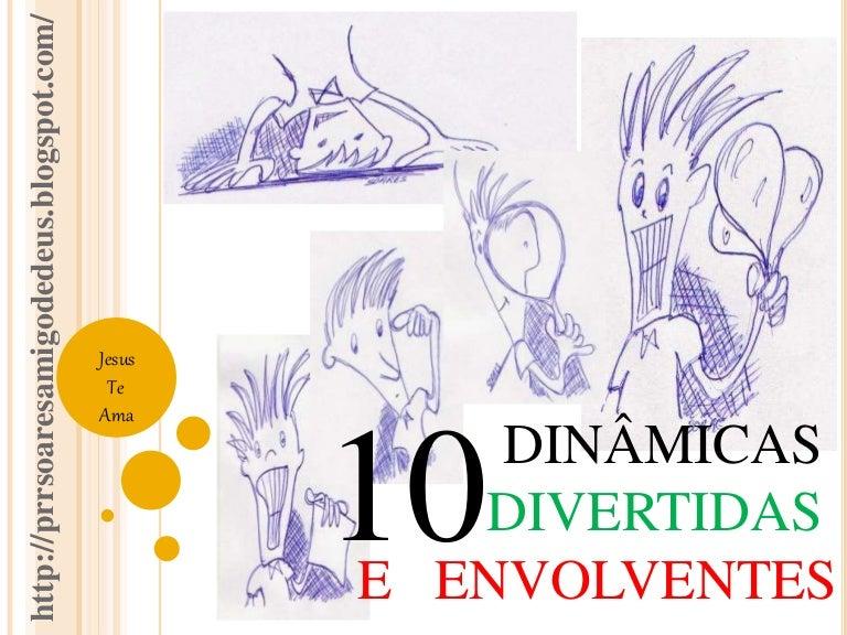 10 Dinâmicas Divertidas E Envolventes
