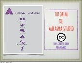 Aurasma studio - Tutorial