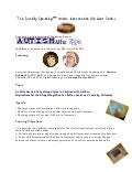 Socially Speaking™ Autism Intervention Webinar 1 Brochure
