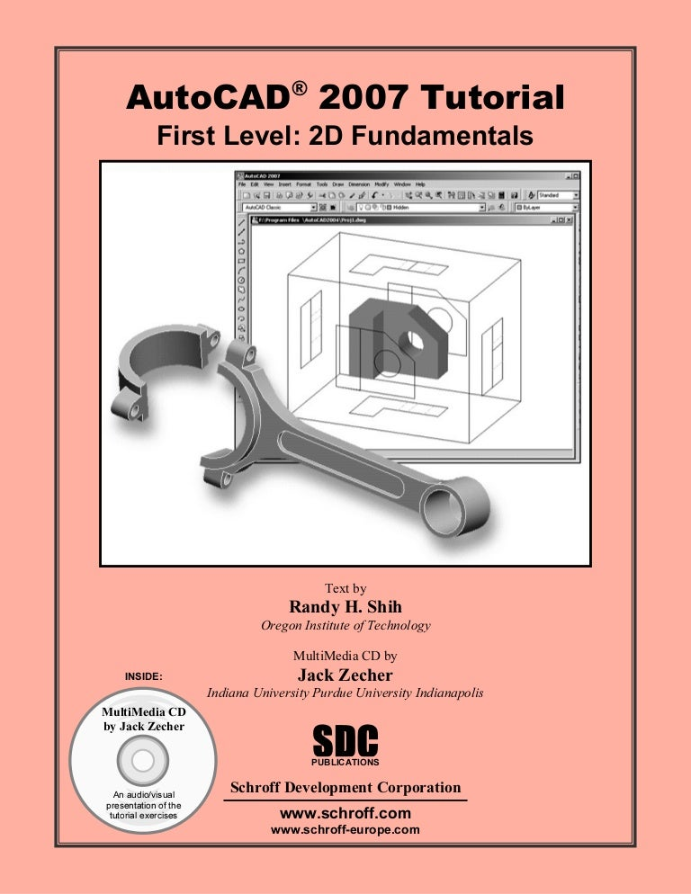 Autocad 2d tutorial.