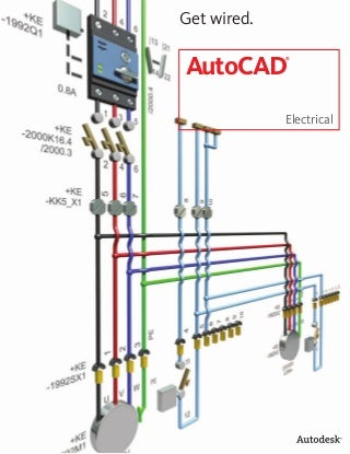 autocad electrical  linkedin, electrical drawing