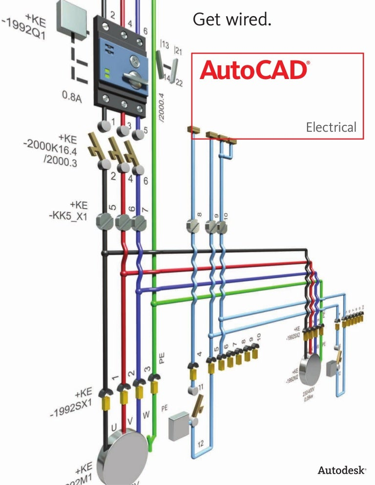 Enjoyable Autocad Electrical 2011 Overview Brochure Wiring Digital Resources Cettecompassionincorg