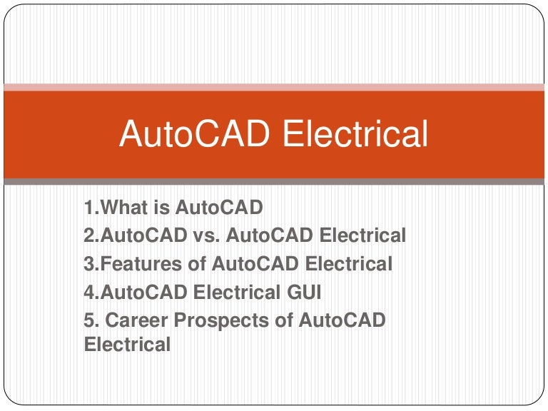 Electrical Drawing Ppt – The Wiring Diagram – readingrat.net