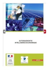 Autodiagnostic intelligence economique