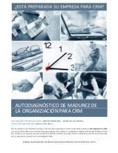 Autodiagnostico Emprearial para CRM