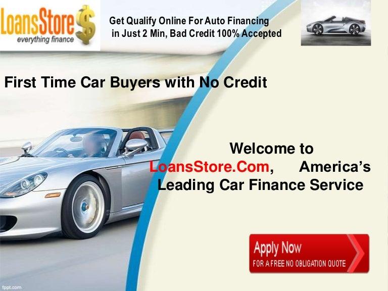 First Time Buyer Car >> First Time Buyer Car Program