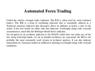Automated forex trading power lead