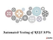 REST API Automation Testing