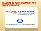 Automated System Validation in Florida