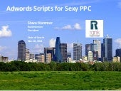 State of Search - Adwords Scripting