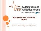 Automation Services - ADB