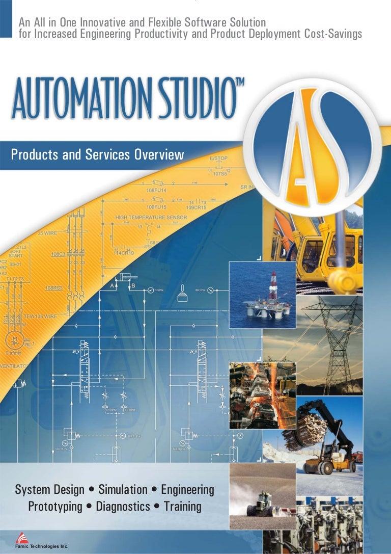 Automation studio pro