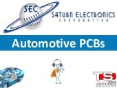 Automotive Circuit Boards; Electronic Manufacturing