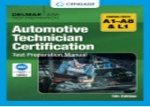 [*PDF/Book]->Download Automotive Technician Certification Test Preparation Manual By Cengage Cengage Online For Free