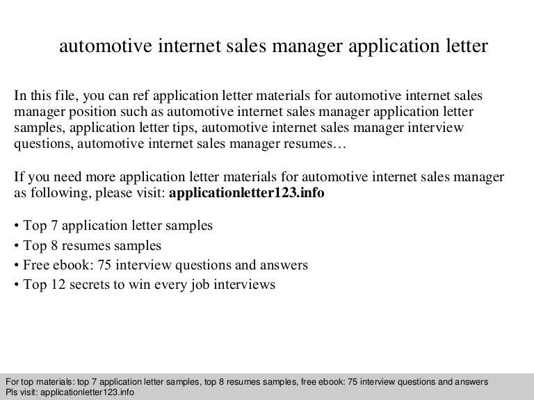 Application Letter Ppt