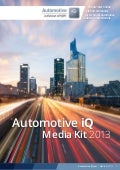 Automotive IQ (www.automotive-iq.com) Media Kit