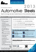 Automotive steels agenda
