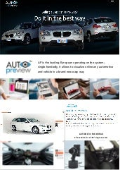 Autopreview system