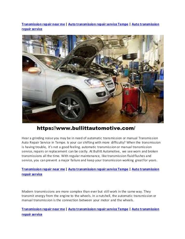 Auto Transmission Repair >> Transmission Repair Near Me Auto Transmission Repair