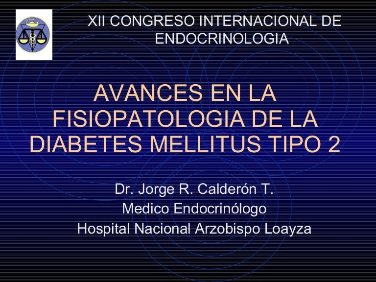 incretinas en diapositivas de diabetes ppt