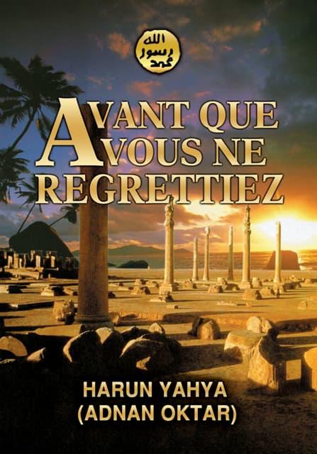 Avant que vous ne regrettiez. french. français