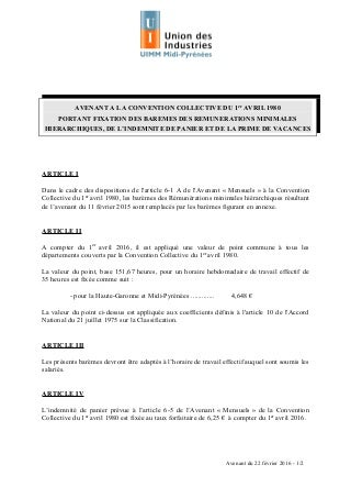 Annonce Tres Serieuse