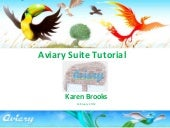 Aviary suite tutorial feb 2012