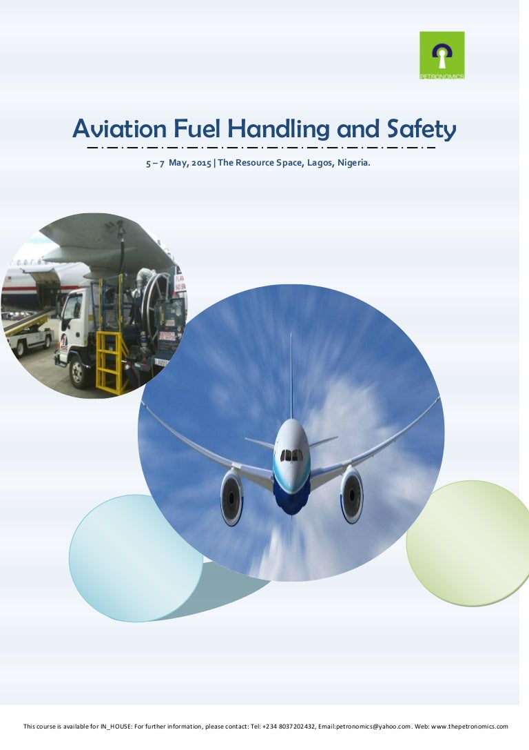 Aviation Fuel Handling And Safetymay Lagos Velcon Filters