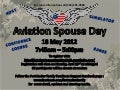 Aviation spouse day may 2012 flier