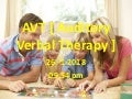 AVT [ Auditory Verbal Therapy ]