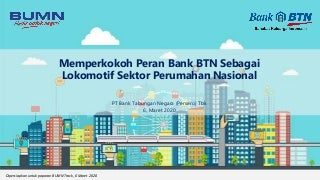 Award bumn 2020 bank btn