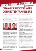Airport Marketing Exchange: Changi's Success With Connected Travellers