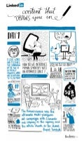 Advertising Week Europe Day 1 - #drawnIN