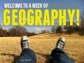 A Week of Geography!