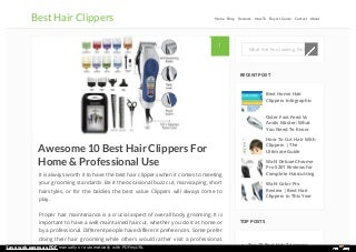 awesome10besthairclippers-171021075829-t
