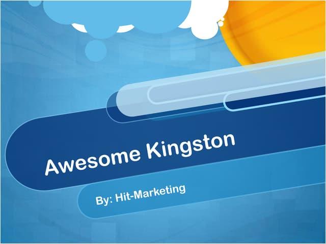 Awesome kingston