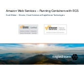 Amazon Web Services - Running Containers with ECS